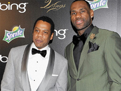 jay z lebron james donations Jay Z and LeBron James Organize Charity Event for the Third Straight Year