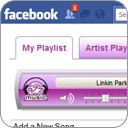 fb app screenshot 977music.com Player App for Facebook