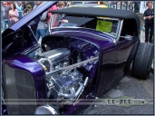 YaleTown Show n Shine purple Hot Rod