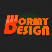wormy design