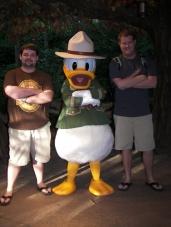 Disney - April 2007