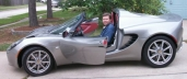 Me in my Lotus Elise