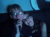 Me and My baby at the Hookah Spot in chico