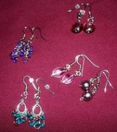 Earrings I sent Ilike!