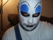 My Captain Spaulding Halloween costume