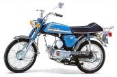 Suzuki K50 1975
