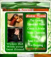 Shamrock social network