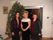 Tonia, Me and Sharon