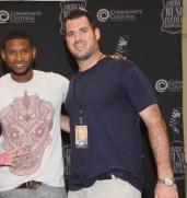 w/ Usher
