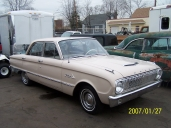 1962 Ford Falcon