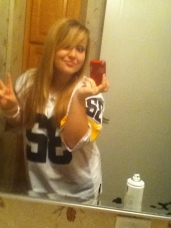 go steelers!!! totally gunna beat the cheeseheads!!(: