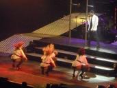 tha dancers were incredible