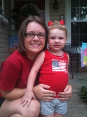 Peyton and I