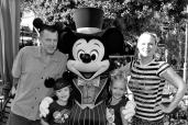 Us w Mickey