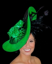 Making the dress to this hat for Royal Asscot Races