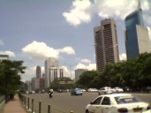 Sudirman avenue