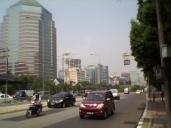 Gatot Soebroto avenue