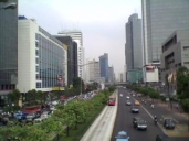 Thamrin avenue